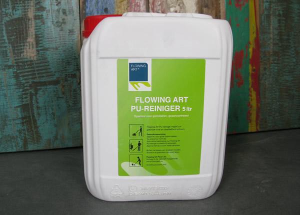 We hebben ook een zelf ontwikkelde PU-reiniger die uw vloer in topconditie houdt.